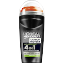 Men Exp 50ml Carbon Cit Deo roll-on