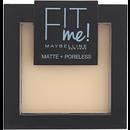 Mayb Fit Me Matte 104 Soft Ivory pu