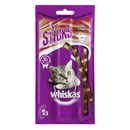 Whiskas 3x6g Sticks häränliha purup