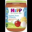 HiPP 190g Luomu Spag-tom-mozzare 8+
