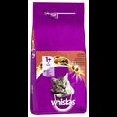 Whiskas 1+ 1,75kg Häränlihaa