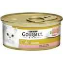 Gourmet 85g Gold Lohi Mousse