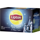 Lipton 20ps Russian Earl Grey musta
