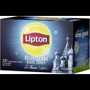 Lipton 20ps Russian Earl Grey musta