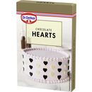 Dr. Oetker 45 g Chocolate Hearts