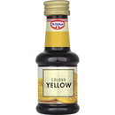 Dr. Oetker 30 ml Keltainen väri