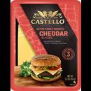 Castello Burger 150g Cheddarviipale
