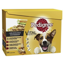 Pedigree 12x100g Adult kastikelajit