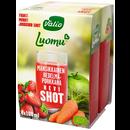 Valio luomu mansikkainen shot 4x100