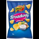 Broadway perunalastu 75g