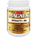 Magnex Sitraatti + B6 100 tabl.