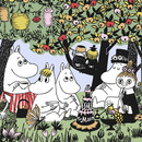 Moomin 20kpl/33cm Party liina