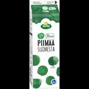 Vähälakt 1% piimä Suomi 1 L