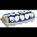 Vapaan kanan muna 580g