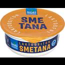 Smetana Laktoositon