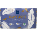 Silky Soft WC-paperi 6rll