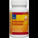 D-vitamiini mansikka-vadelma 120kpl