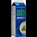 Kotimaista 1 kg Laktoositon maustamaton AB jogurtti
