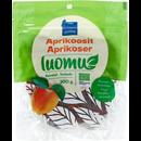 Organic dried apricot