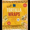 Täysjyvä Tortilla 6 Kpl