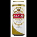 A.Le Coq 0,5L Premium 4,5% tlk