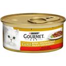 Gourmet 85g Gold Nauta Kastikkeessa