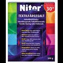 Nitor 500g tekstiilivärisuola