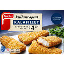 Findus 360g Kullanrapeat kalafileet