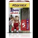 Libero Up&Go 62kpl koko 5 10-14kg
