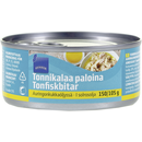 Tuna chunks in oil, Skipjack