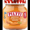 Piltti EM 125g PorkkanaBataatti 5kk