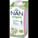 NAN 200ml Organic 1 äidinmaidonkorv