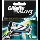 Gillette Mach3 5kpl terät