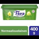 Flora 400g normaalisuolainen margar