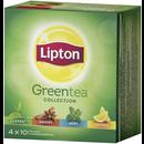 Lipton 40ps Green Tea Collection