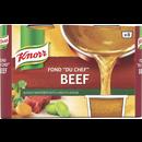 Knorr 8x28g Fond du Chef naudanfond