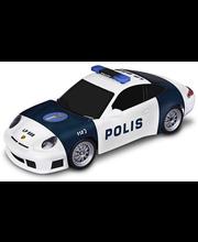 Nikko Poliisiauto Porsche 911