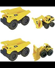 CAT Työmaa-ajoneuvot 2 kpl