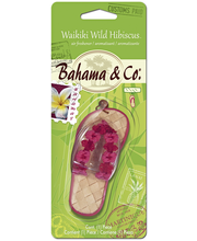 Waikiki Wild Hibiscus auton ilmanraikastin