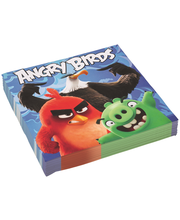 Angry Birds Movie 20kpl lautasliina 33cm