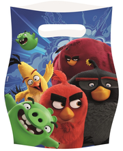 Angry Birds kaverilahjapussit 8 kpl/pkt