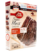 Super Moist Devils Food
