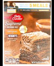 Supreme Brownie Mix