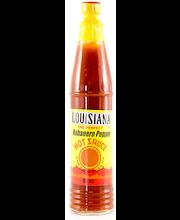 Louisiana 88ml Habanero Hot Sauce maustekastike