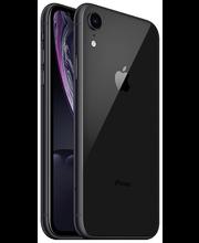 Iphone xr 64gb musta