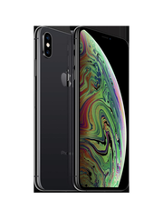 Iphone xsmax 64gb harmaa