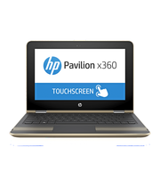 HP PC PAVILION X360 2in1 Hybriditietokone, kulta