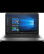 HP PC 15-AY000NO kannettava tietokone, tumma hopea