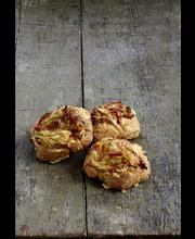 Fazer Leipurit Paprika-juustociabatta kg vehnäleipä