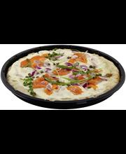 Pizza Bianca Salmone l...